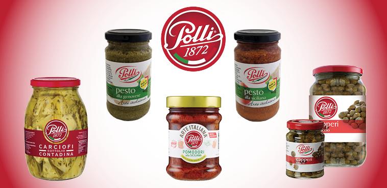 POLLI -италиански консерви