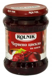 ЧЕРВЕНО ЦВЕКЛО НА ЛЕНТИ 450 Г